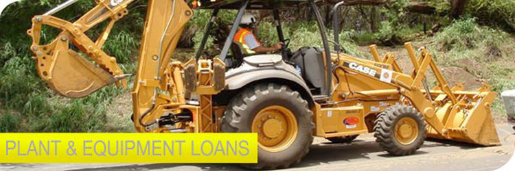Plant and Equipment Loans